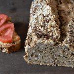 לחם טחינה משוגע בלי קמח בכלל