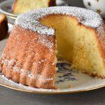 """עוגת תפוזים בסיר פלא של דבורה ז""""ל"""