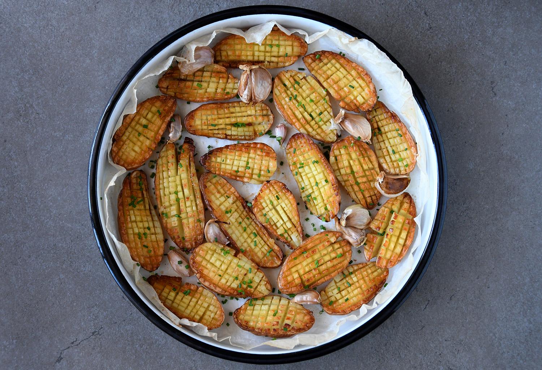טעים ברמות אחרות | קיפודי תפוחי אדמה