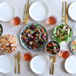 5 סלטים חגיגיים וצבעוניים לשולחן החג