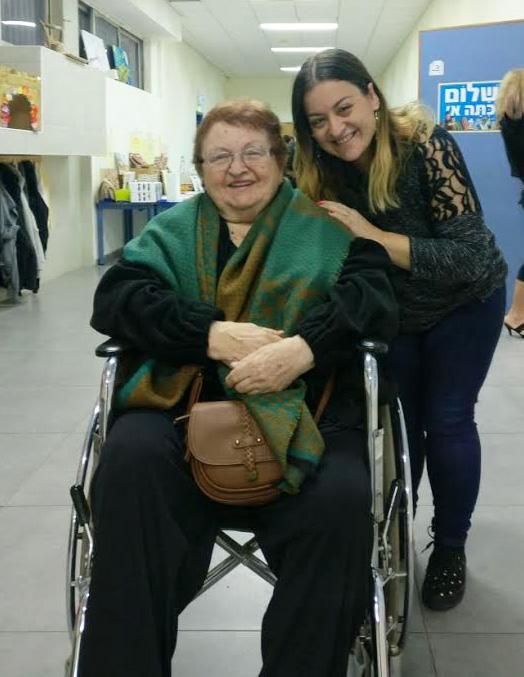 סבתא נומי