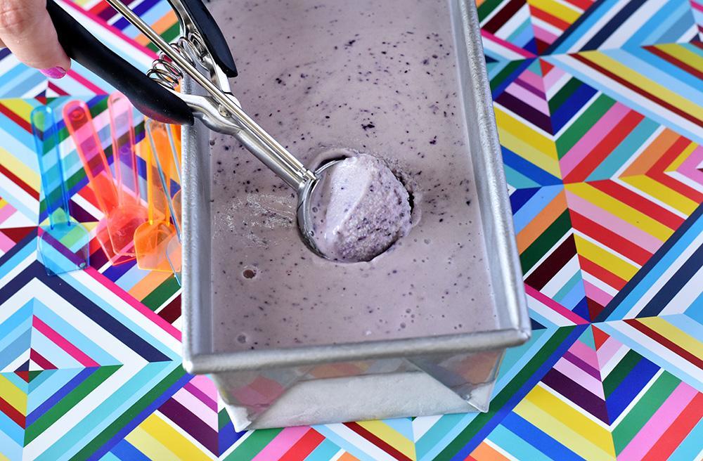 גלידת ענבים
