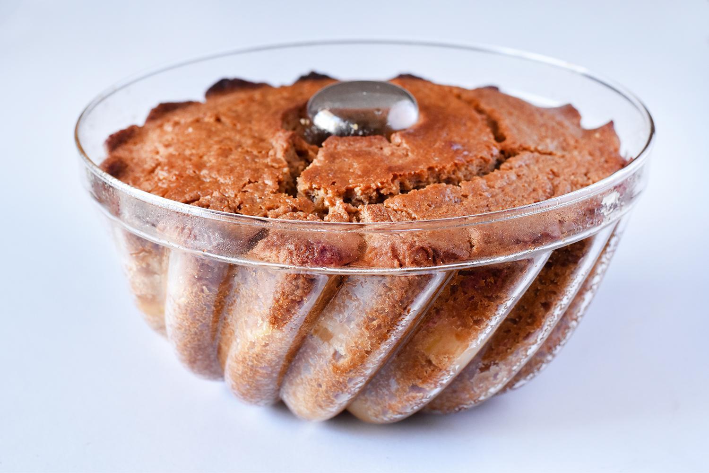 עוגת דבש רכה