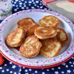 קציצות גבינה לילדים מ-3 מצרכים