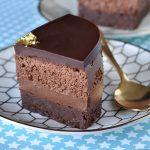 עוגת שוקולד מטורפת של פייר הרמה