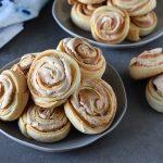 עוגיות קצף וניל של אמא