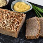 לחם כוסמת ירוקה - ללא גלוטן