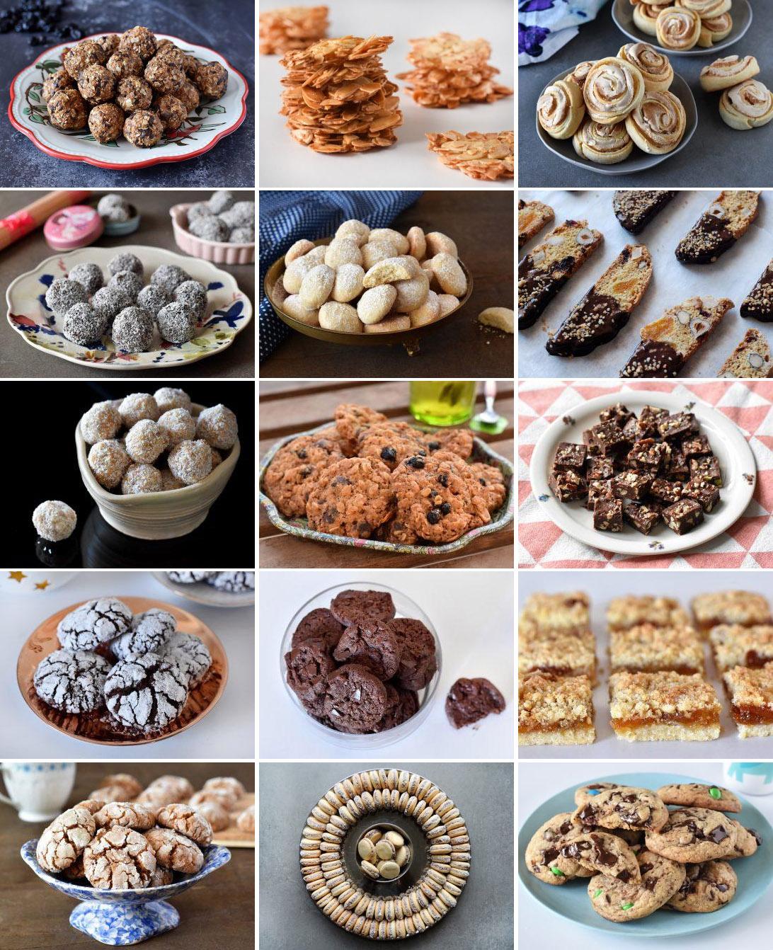 עוגיות לשבירת הצום