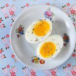 ביצים קשות - רכות