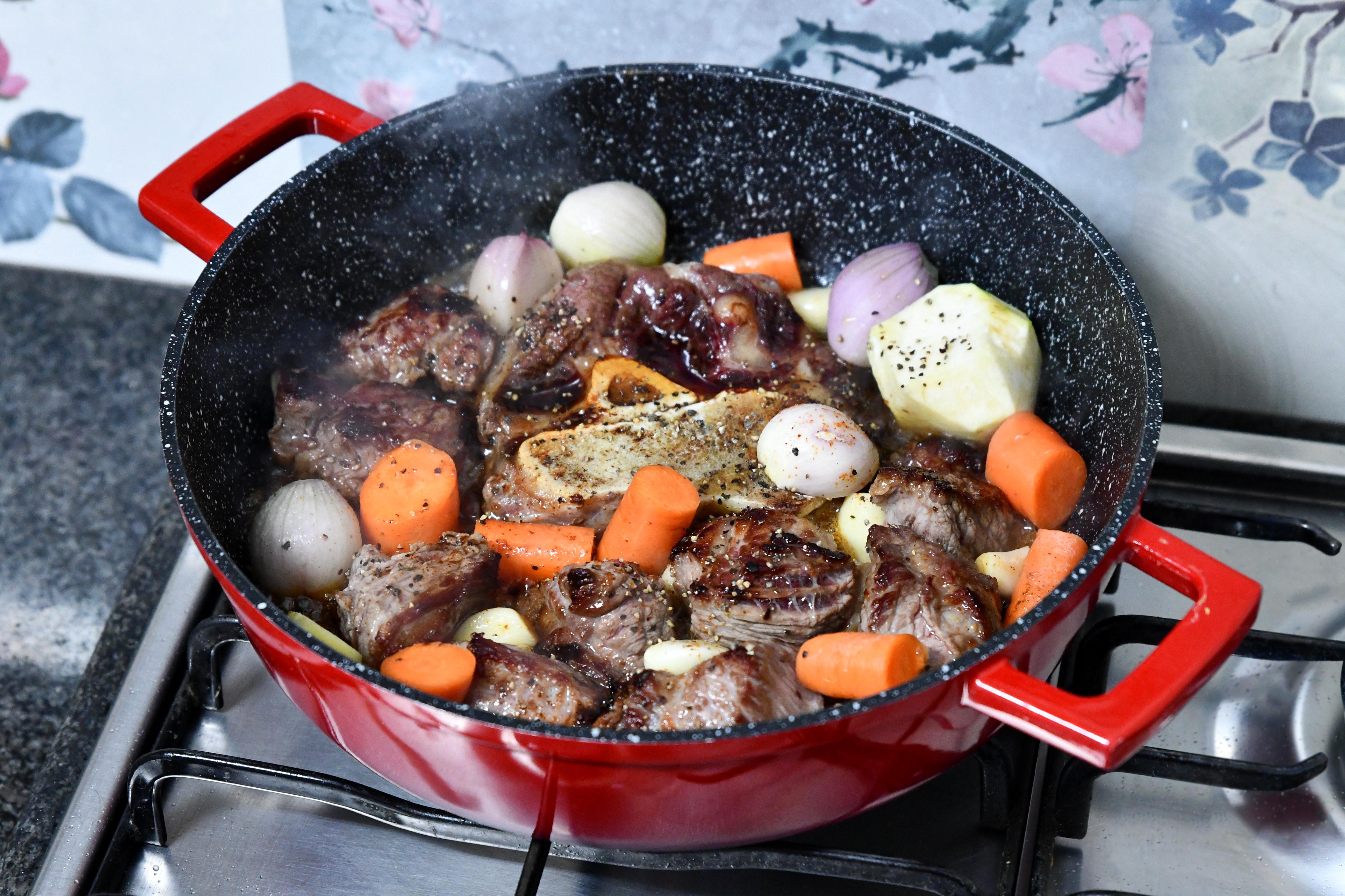 תבשיל בשר מפורק