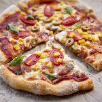 פיצה ביתית מושלמת