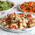 ירקות מוקפצים - תוספות לארוחת החג