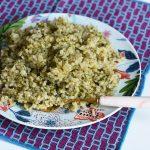 אורז ירוק מלא