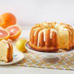 עוגת תפוזים וקוקוס. צילום: אפיק גבאי