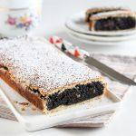 עוגת פרג מושלמת