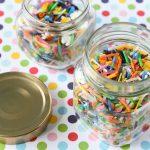 ספרינקלס - סוכריות צבעוניות
