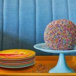 עוגת כדור שוקולדשכל כולה שמחה מתוקה