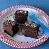 עוגת שוקולית רכה וסופר קלה להכנה או: העוגה של עדנה מילר
